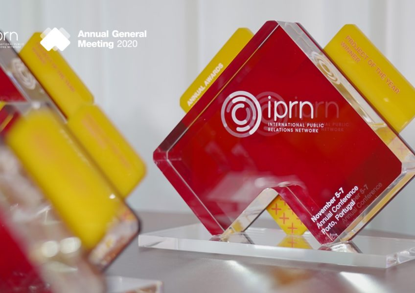 IPRN Award 2020 geht an TDUB